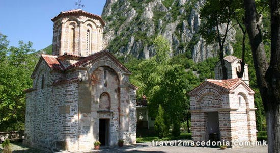 Matka monastery - Holy Mother of God