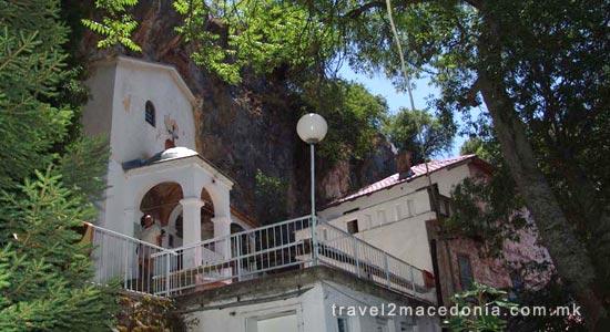 Cave church Saint Stefan