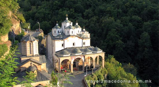 Saint Joachim Osogovski - Osogovo monastery