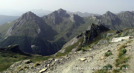 Golem Korab peak - Gostivar