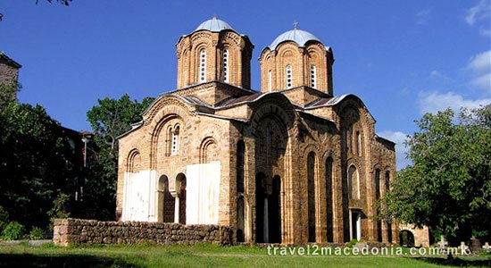 Lesnovo monastery