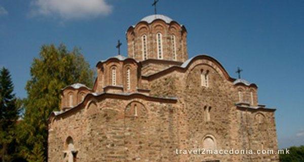 Matejce monastery - Kumanovo
