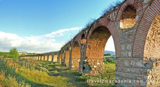 Aqueduct - Skopje
