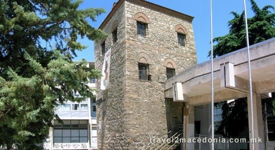 Feudal tower