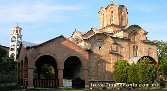 Marko monastery - Skopje