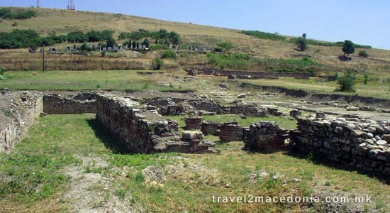 Scupi - ancient town