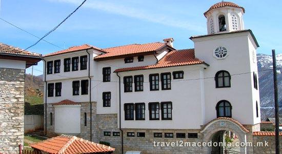 Rajcica monastery - Debar