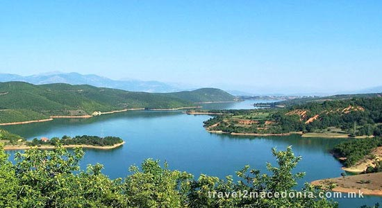 Shpilje lake - Debar lake