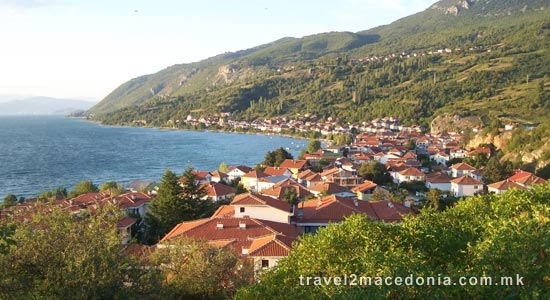 Pestani village - Ohrid