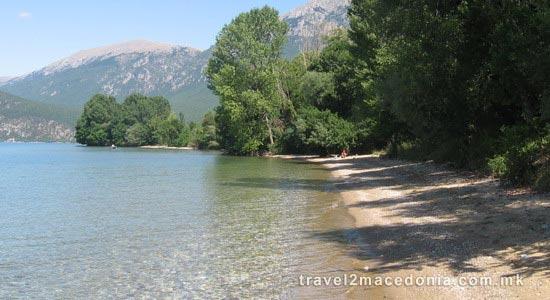 Ljubanista village - Ohrid