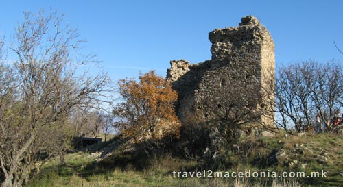 Tzarevi Kuli fortress