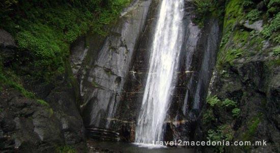 Smolare waterfall
