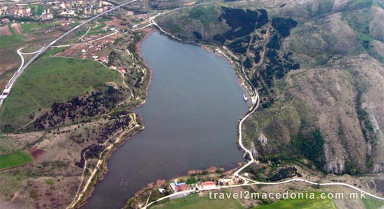 Mladost lake - Veles lake - Veles
