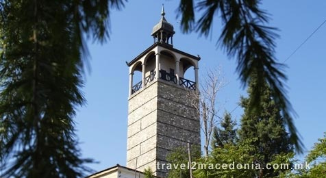 Veles Clock tower