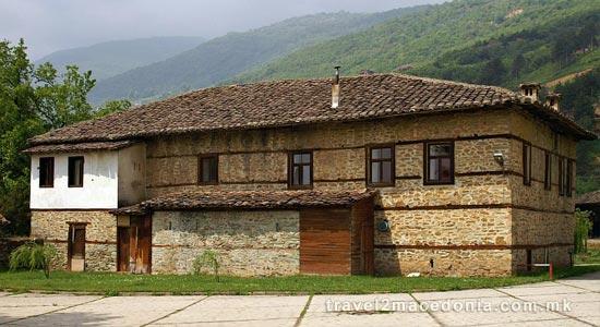 Arabati Baba Tekje Dervish monastery