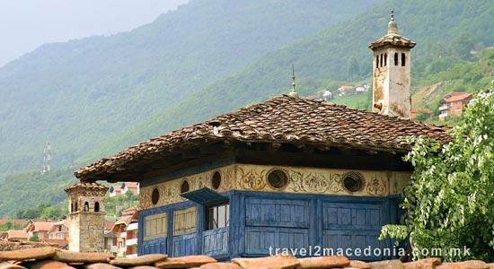 Arabati Baba Tekje Dervish monastery - Tetovo