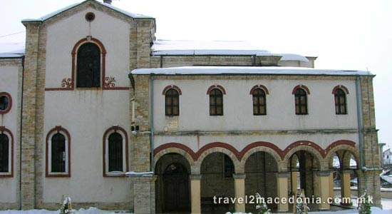 Saints Cyril and Methodius church - Tetovo