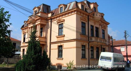Dr. Nikola Nezlobinski museum - Struga