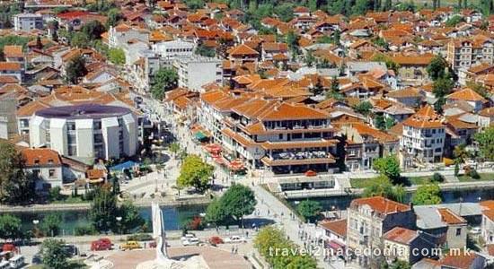 Struga Old bazaar