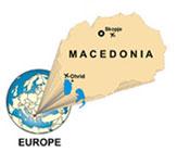 Macedonia location