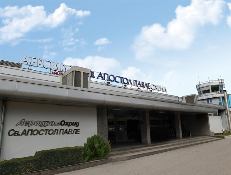 Saint Paul the Apostle airport, Ohrid