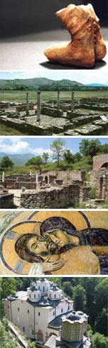 Cultural heritage Macedonia